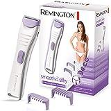 Remington Smooth & Silk BKT4000 bikini, hassas kesim için düzeltici, beyaz