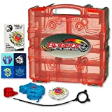 Beyblade - 304371860 - Mallette + Une Toupie Exclusive