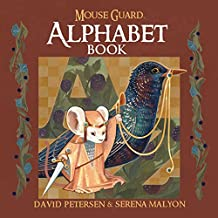 Mouse Guard Alphabet Book (Mouse Guard (Hardcover))