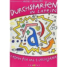 Durchstarten Latein: Durchstarten in Latein, Latein für das 1. Lernjahr