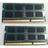 Toshiba Satellite L850D 12P mémoire RAM DDR3 PC3 4 GO 2X2GBSticks= 4 Go Occasion