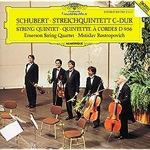 Schubert:String Quartet