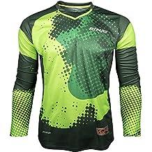 Rinat Hypernova - Jersey de portero, Unisex, Verde Oscuro, talla L