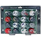 Riddell - Juego de cascos de coleccionista de la NFL