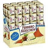 Ferrero Küsschen Weiße Schokolade, 15er Pack (15 x 44 g)
