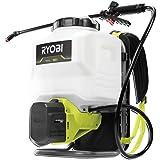 Ryobi RY18BPSA-0 18V ONE+ Cordless Backpack Sprayer (Bare Tool), 18 V