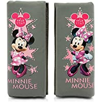 Mini Almohadillas, Negro/Rosa, Set de 2