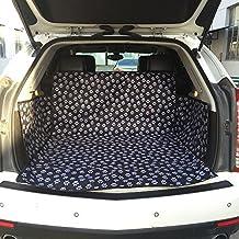 ATLOO Cubierta de Asiento Impermeable Para maletero de Coche Carro Manta Funda Protector Antideslizante Oxford tela Protección de Perro, Gato, Animal y Mascota, Viajes,155cmx104cmx33cm