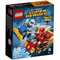 LEGO DC Super Heroes 76063 - Mighty Micros: The Flash vs. Captain Cold