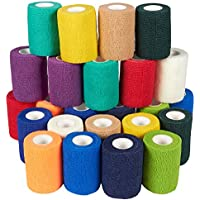 Selbst den Wrap–24Stück Haftbandage Medical vet Tape für Erste Hilfe, Sport, Handgelenk, Knöchel in 12Farben... preisvergleich bei billige-tabletten.eu