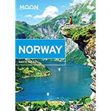Moon Norway (Travel Guide) (English Edition)