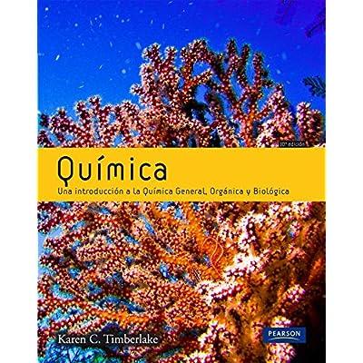 Resultado de imagen de quimica una introduccion a la quimica general organica y biologica