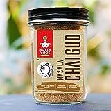 Nutty Yogi Masala Chai Gud 500 gm I 100% Natural I Boosts Immunity I Low GI I Unique Taste I Indian Ethnic I Pepper, Ellaichi