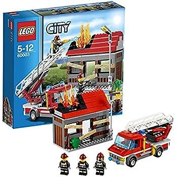 LEGO City Fire 60003 - Squadra di Emergenza Anti-Incendio