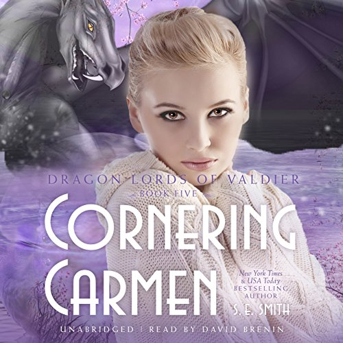 Cornering Carmen  Audiolibri