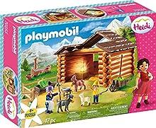 Playmobil Heidi 70255 - Peter e le Caprette, dai 4 anni