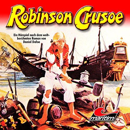 Robinson Crusoe (Daniel Dafoe) maritim 1973 / 2016