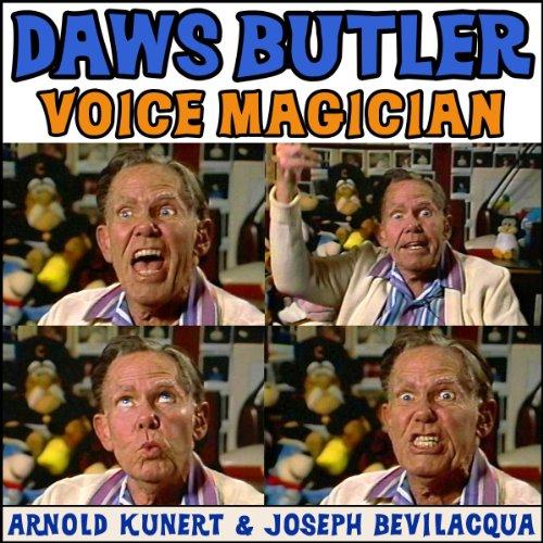 Daws Butler: Voice Magician  Audiolibri