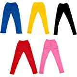 IndiWeaves Girls Regular Fit Leggings