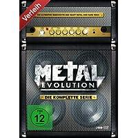 Metal Evolution - Die komplette Serie - OmU