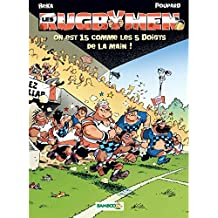 BD - Les rugbymen - Tome 15 - Bamboo