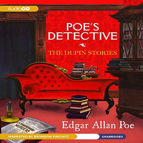 Poe's Detective  Audiolibri