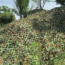 Iraza Red de Camuflaje,Cubierta Camouflage Net Red de Caza Mallas de Protección Ejército Combate
