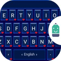 Blue Valentine Theme&Emoji Keyboard