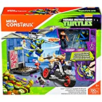 Mega Construx Teenage Mutant Ninja Turtles–DXY15–Pursuit Glider