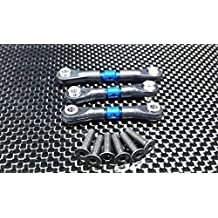 Tamiya TT-02 Upgrade Parts Aluminium Steering Tie Rod - 1 Set Blue