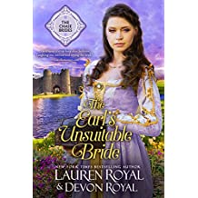 The Earl's Unsuitable Bride: A Sweet & Clean Historical Romance (The Chase Brides Book 1) (English Edition)