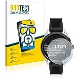 brotect Pellicola Protettiva Vetro Compatibile con Emporio Armani Connected Smartwatch 3 Schermo Protezione, Estrema Durezza