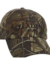 Fladen Pêche Authentic Wear 100% coton Camouflage Casquette de baseball à  visière – Excellent Sun 554bea6198c