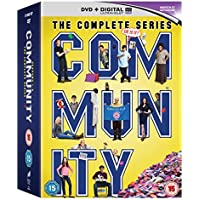 Community - Season 1-6