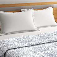 Portico Imprints Collection Printed Micro 350 GSM Flano Double Blanket, 8492811, 220x240cm