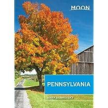Moon Pennsylvania (Moon Handbooks) (English Edition)