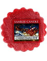 Yankee Candle 1199617 Bougie en cire parfumée senteur Christmas Eve