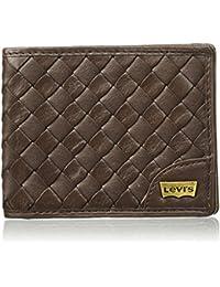 Levi's Brown Men's Wallet (37541-0010)