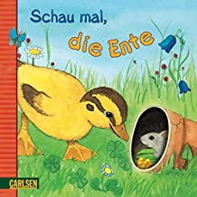 Bauernhof Sonnenschein: Schau mal, die Ente