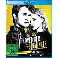 The November Criminals, 1 Blu-ray