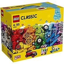 LEGO Classic - Lego Ladrillos sobre ruedas (10715)