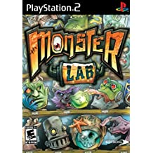 Monster Lab - PlayStation 2 by Square Enix