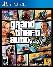 Grand Theft Auto V by Rockstar - PlayStation 4, NTSC