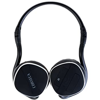 Corseca 5810BT Bluetooth Stereo Headphone with Mic, MP3 player