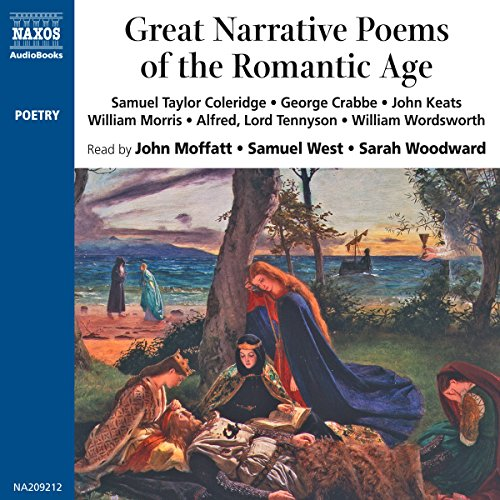 Great Narrative Poems of the Romantic Age  Audiolibri