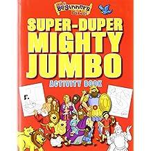 The Beginner's Bible Super-Duper, Mighty, Jumbo Coloring Book by Zondervan (2012-09-08)