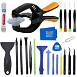 MMOBIEL 24 in 1 Professional Opening Plier Toolkit Screwdriver Repair Set Spudger Compatible for Smartphones Tablets