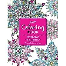 Posh Coloring Book: Mandalas for Meditation & Relaxation