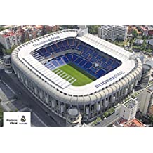 Grupo Erik Editores   Poster Real Madrid - Estadio