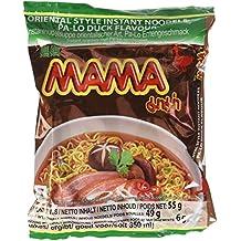 Mama Nouilles Instantanées Canard/Pa-Lo 55 g - Pack de 30